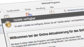 Update 2015.2 mit Unterstützung für die EU-Explosivgrundstoff-Verordnung jetzt online verfügbar